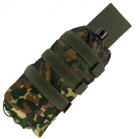 Valken Universal Molle Tank Tasche (Flecktarn) | Paintball Sports