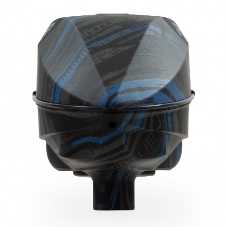 Virtue Spire IR Paintball Hopper / Loader (Graphic Blue) | Paintball Sports
