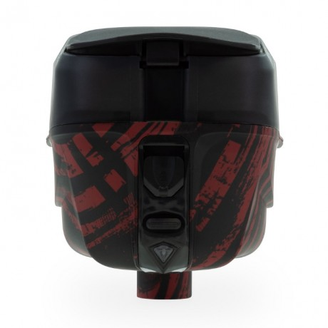 Virtue Spire IR Paintball Hopper / Loader (Graphic Red) | Paintball Sports