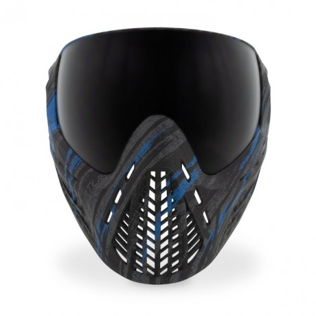 Virtue VIO Ascend Paintball Maske (Graphic Cyan) | Paintball Sports