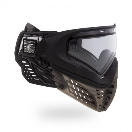 Virtue VIO Contour II Paintball Maske (schwarz) | Paintball Sports