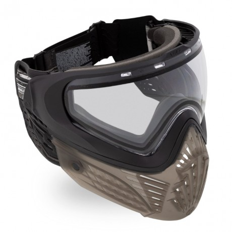 Virtue VIO Extend II Paintball Maske (schwarz) | Paintball Sports