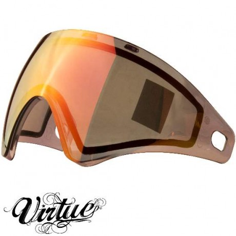 Virtue VIO Paintball Thermal Maskenglas (Chromatic Fire) | Paintball Sports