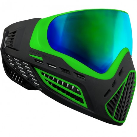 Virtue VIO Ascend Paintball Maske (Lime Emerald) | Paintball Sports