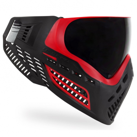 Virtue VIO Ascend Paintball Maske (Rot) | Paintball Sports
