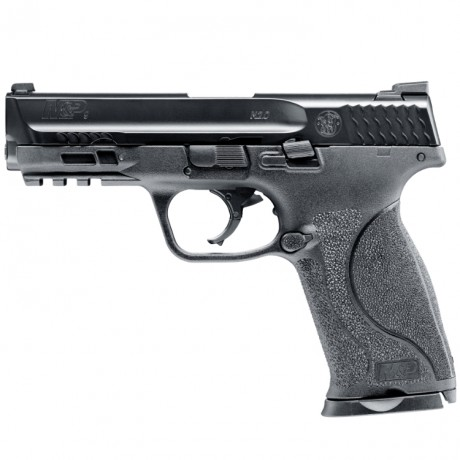 Smith & Wesson M&P 9 - 2.0 T4E Ram Paintball Pistole (Cal. 43) - schwarz | Paintball Sports