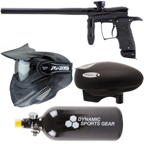 Dangerous Power G5 Paintball Sparpaket / Komplettset | Paintball Sports