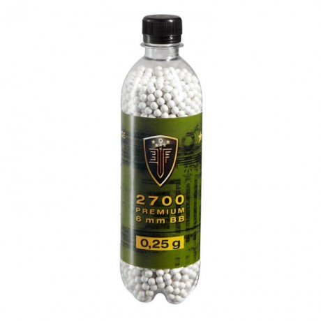 Elite Force Premium Airsoft BB´s in der Flasche (2700stk) 0,25 . | Paintball Sports