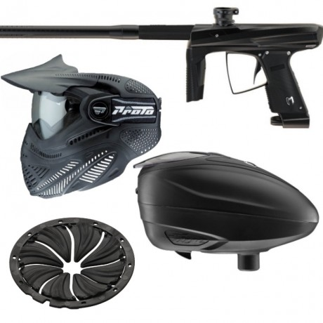 MacDev Clone 5S Paintball Markierer Sparpaket | Paintball Sports