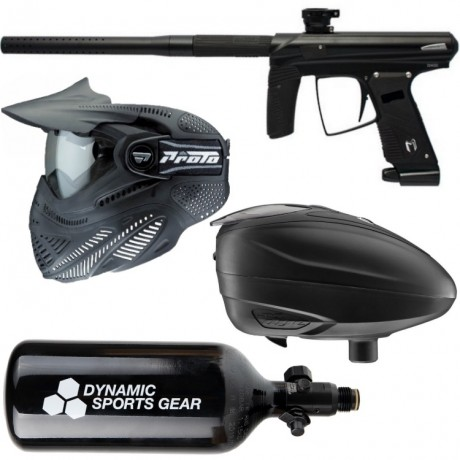 MacDev Drone 2S Paintball Markierer Sparpaket   Paintball Sports