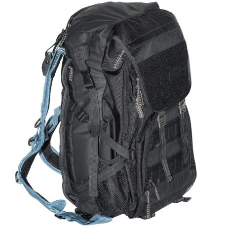 Push Division One Bagpack / Paintball Rucksack (schwarz) | Paintball Sports