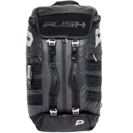 Push Division One Gearbag / Paintball Tasche (schwarz) | Paintball Sports