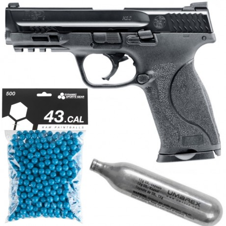 Smith & Wesson M&P 9 - 2.0 Players Pack / Paintball Sparpaket | Paintball Sports