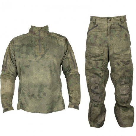 Spec-Ops Paintball Tactical Bundle 2.0 (Hose+Jersey) Forrest Green Camo | Paintball Sports
