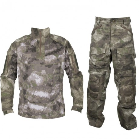 Spec-Ops Paintball Tactical Bundle 2.0 (Hose+Jersey) Urban Brown-Grey Camo | Paintball Sports