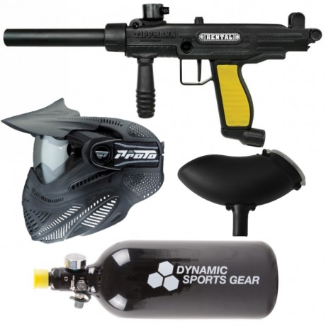 Tippmann FT-12 Paintball Markierer Sparpaket / Komplettset | Paintball Sports