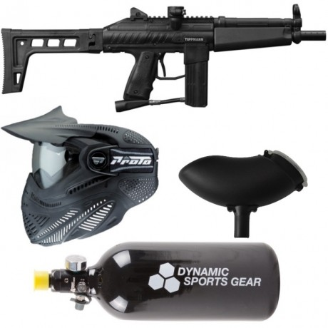 Tippmann Stryker MP1 Paintball Sparpaket / Einsteigerpaket | Paintball Sports