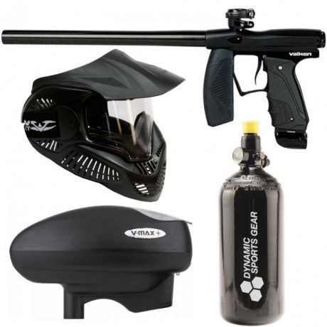 Valken CODE Paintball Sparpaket / Komplettset | Paintball Sports