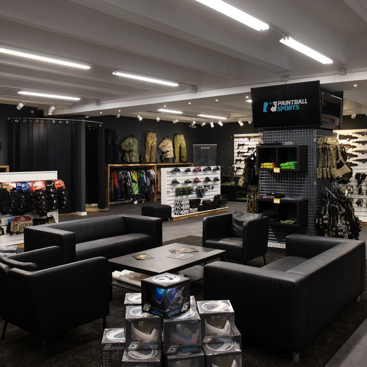 Paintball Sports Store