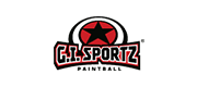 Paintball Produkte der Marke G.I. Sportz gibt es bei Paintball Sports